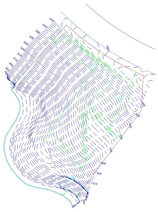 final topographic survey | topo survey